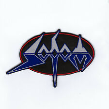 Sodom - Logo Shaped (Official-Embroidered)