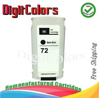 Remanufactured Replacement Ink Cartridge for HP 72 Matte Black C9430A