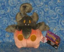 Brand New Pumpkaboo Pokemon Plush Doll Toy Tomy USA Official 2016 USA Seller