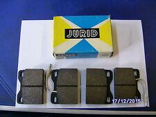 Bremsbelagsatz Jurid 28 409 06 Bremssystem ATE ,Peugeot,Renault , Talbot , Vorne