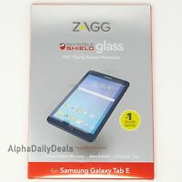 ZAGG Invisible Shield Glass Screen Protector For Samsung Galaxy Tab E 8""