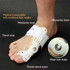 Bunion Toe Splint Support with Adjustable Ryotek Hinge NIP