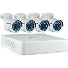 Night Owl WMBF-445-720 4 Camera 4 Channel 1MP (720P) DVR Video Security System