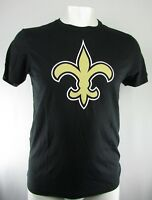 New Orleans Men's 47 Brand NFL Short Sleeve T-Shirt Black S M L XL XXL