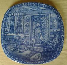 RORSTRAND SWEDEN JULEN 1973 LIMITED EDITION CHRISTMAS PLATE GUNNAR NYLUND