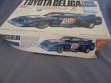 566F Tapa de Caja Vacío Maqueta Toyota Celica Turbo Carreras 1:24
