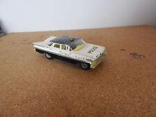 Corgi 481 Chevrolet Impala police car