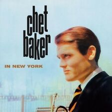 Chet Baker - In New York [New Vinyl LP] Gatefold LP Jacket, 180 Gram, Virgin Vin