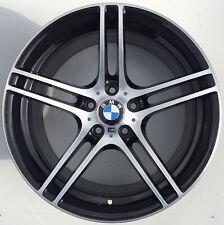 "GENUINE BMW 19"" 313 M REAR ALLOY WHEEL 9J X 19 7844344"