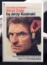 "Blind Date - 2"" X 3"" Fridge / Locker Magnet. Jerzy Kosinski"