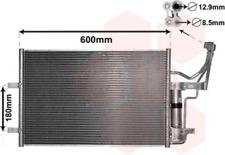Kondensator, Klimaanlage für Klimaanlage VAN WEZEL 27005184