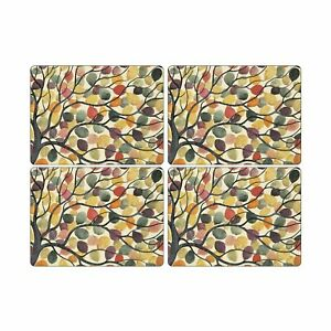 Pimpernel Dancing Branches Collection Placemats - Set of 4