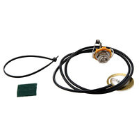 Guitar Parts Acoustic Pickup Pre-Wired Piezo Amplifier Jack HY