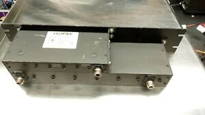 Celwave Duplexer model TDF6980A , RX: 806 - 824 Mhz , TX: 851 - 869 Mhz - Tested