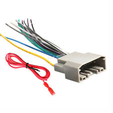 CD Player Radio Power Wire Harness Adapter for Dodge Challenger Caravan 2008-13