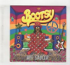 (IT80) Bootsy, Hot Saucer - 2017 CD