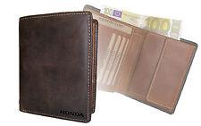 HONDA COLLECTION 2013 GELDBÖRSE Portemonnaie Brieftasche RINDLEDER COGNAC