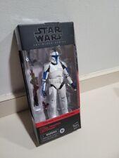 Hasbro Star Wars Black Series Phase 1 Clone Trooper Lieutenant Wegmans Exclusive