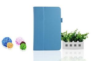 """7"""" 8"""" Leather Flip Case Protective Cover for LG G Pad V400 V480 V490 V525 Tablet"""