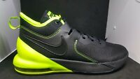Nike Air Max Impact NA Mens University Black Volt CU4597-001 Basketball shoes