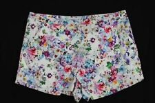 Forever New Floral Regular Size Shorts for Women