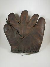 Vintage Wilson Ira Flagstead baseball glove RARE