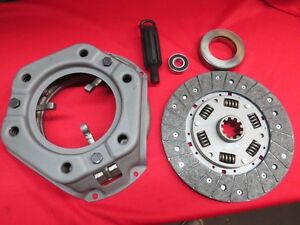 "NEW 1935-40 Ford 9"" complete clutch kit flathead transmission 48-7550-KT"
