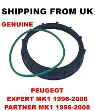 OE GENUINE FUEL PUMP LOCKING RING SCREW TRIM SEAL PEUGEOT PARTNER MK1 EXPERT MK1