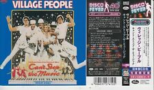 Village People CD Can't Stop The Music incl: Ritchie Family (Made in Japan) 2018