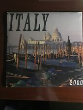 2000 Browntrout Italy Calendar Sealed