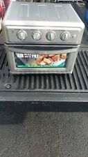 Cuisinart TOA-60 Air Fryer Toaster Oven - Stainless Steel