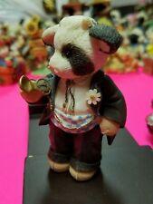Mary Moo Moos Figurine - Best Bull Wedding Best Man