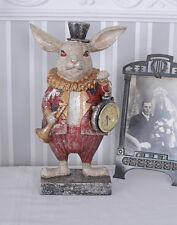 Kaminuhr Peter White reloj de bolsillo steigen Alicia en el país de las maravillas