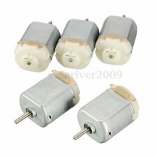 5PCS DC 3-6V Mini Miniature DC Motor For Remote Control Toy Car Robot DIY Parts
