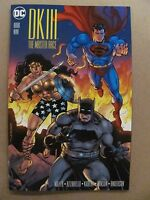 Batman Dark Knight III The Master Race #9 DC 2017 Janson 1:25 Variant 9.6 NM+