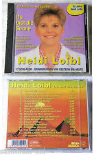 Heidi Loibl - Du bist die Sonne .. Jubiläums-CD OVP