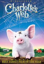 Charlotte's Web (DVD, 2007, Widescreen)