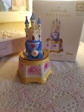 Hallmark Disney 2006 JEWELRY BOX CASTLE Ornament Treasures and Dreams