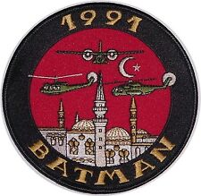 Patch écusson OTAN Batman 1991 Special Operations Joint Task Force... a4660