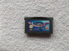 Disney's CINDERELLA MAGICAL DREAMS Nintendo Game Boy Advance (Jeux Panier uniquement)