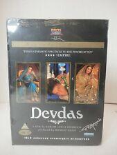 Devdas 2 DVD Set-New/Sealed-Free Shipping