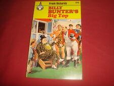 BILLY BUNTER'S BIG TOP  Frank Richards Hamlyn Paperback 1967 Hi Grade