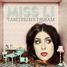 MISS LI - TANGERINE DREAM  VINYL LP  10 TRACKS  INTERNATIONAL POP  NEW+