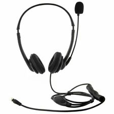 1X(Wired Headset Music Headset Telephone Headset Headset Ht102R Telephone R I4Z6