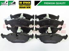BMW E46 1998-2004 316 320 320D 323 325 FRONT AND REAR BRAKE DISC PADS PAD SET
