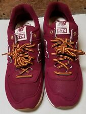 Men's New Balance 574 Outdoor Classic Sedona Red Sneakers ML574HRA Size 11.5 2E