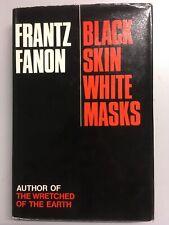 Black Skin White Masks by Frantz Fanon - 1st UK Edition