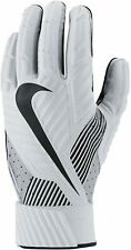 Nike Men's D‑Tack 5.0 Lineman Football Gloves Size XL Grey GF0385-101