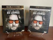 The Big Lebowski (4K UHD+Blu-ray+Digital+Slipcover) Factory Sealed