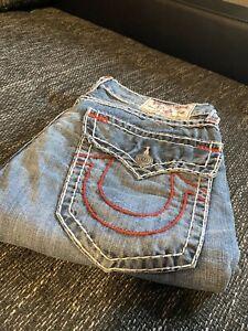 true religion jeans 34 Herren Made in USA 100% Original!!!